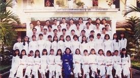 Mở rộng trường trung học lâu đời nhất TPHCM
