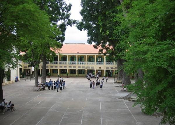 Cam kết chất lượng giáo dục của cơ sở giáo dục phổ thông, năm học 2017 - 2018