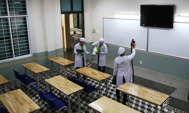 Công văn 749 V/v học sinh lớp 12 đi học trở lại từ ngày 09 tháng 3 năm 2020