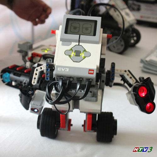 Cuộc thi tài năng Robot TP.HCM Robotacon 2016