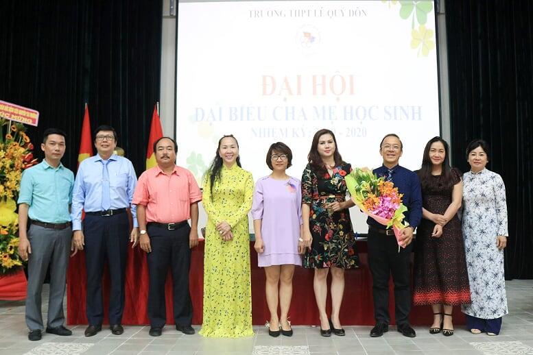 Đại hội Đại biểu CMHS Năm Học 2019 - 2020