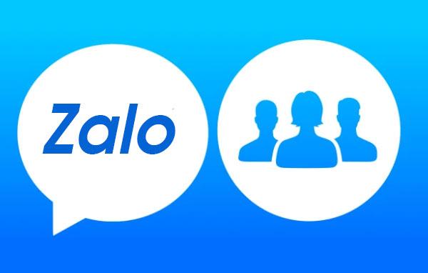 Group ZALO đăng nhập vào từng lớp dành cho Phụ huynh lớp 10