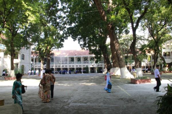 Hình ảnh Khuôn viên trường