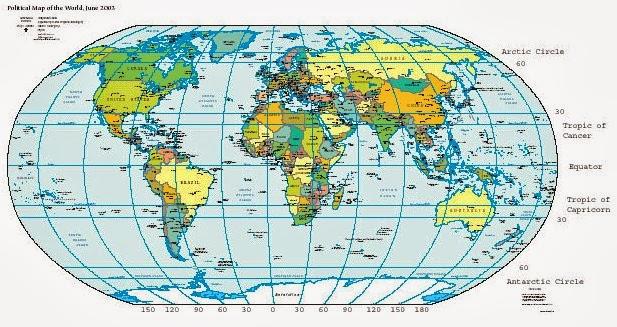 Học địa lý như thế nào cho tốt?
