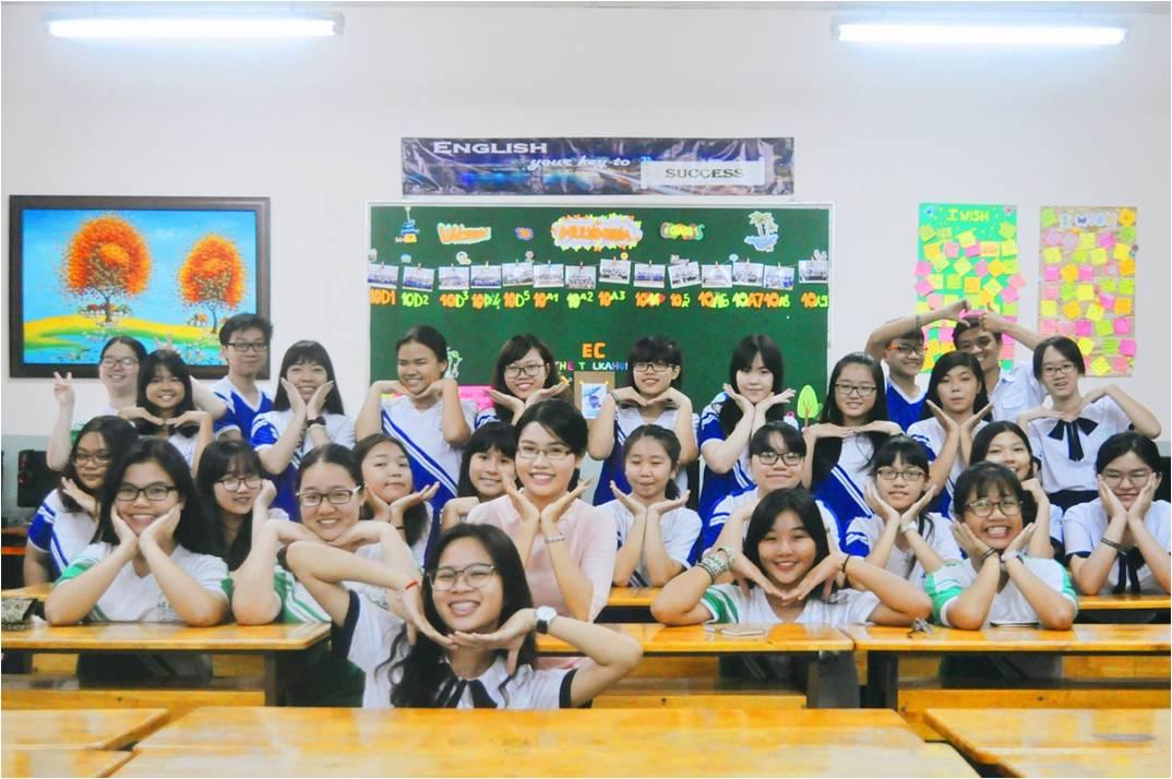 Kế hoạch hoạt động CLB Tiếng anh NH: 2016 - 2017