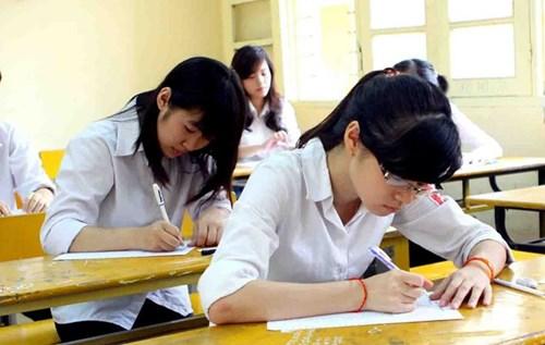 Kết quả kỳ thi chọn HS Giỏi Quốc Gia lớp 12 THPT năm 2017