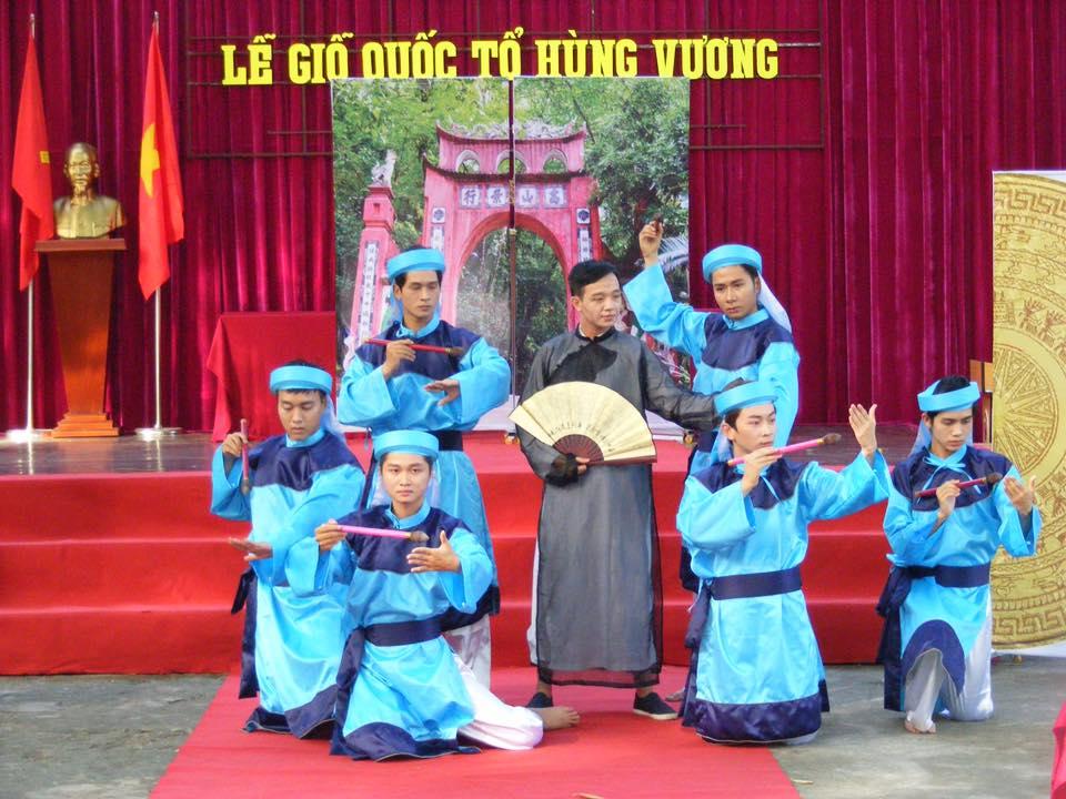 Lễ Giỗ Quốc Tổ Hùng Vương