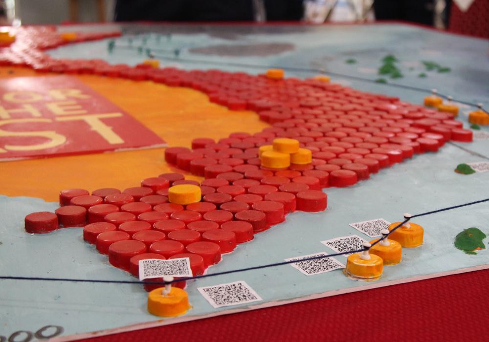 """""""Phía đông Tổ quốc ta"""" - Dự án ý nghĩa giúp học sinh tìm hiểu về biển đảo quê hương"""