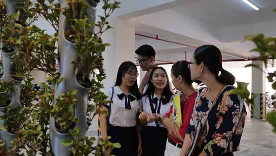 STEM Trường THPT Lê Quý Đôn