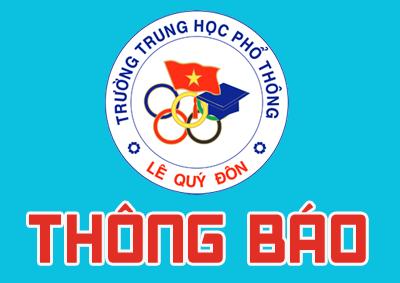 Thông báo V/v tạm ngưng các hoạt động dạy - học trên địa bàn Thành phố Hồ Chí Minh