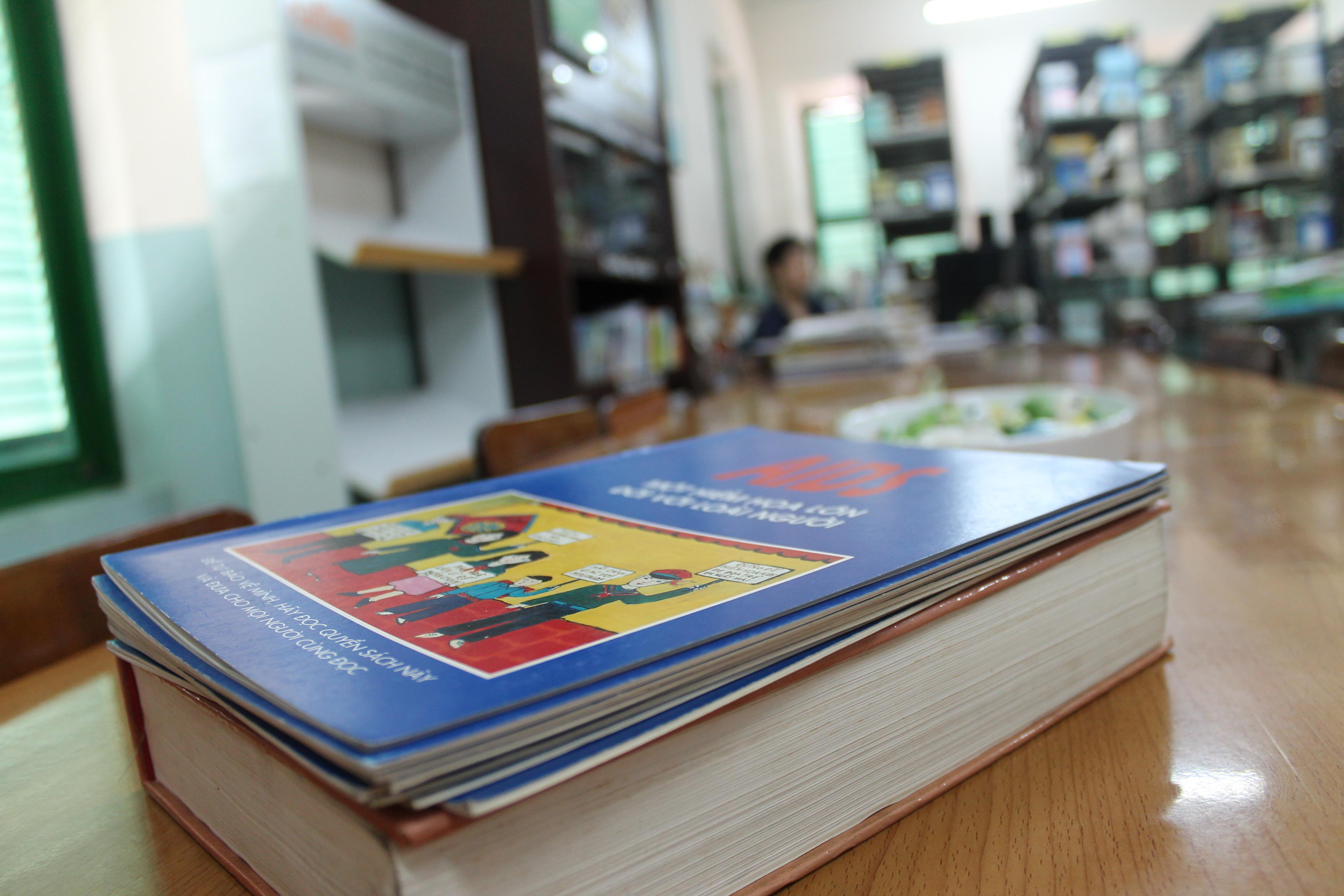 Thư mục sách Văn học Thiếu nhi Việt Nam năm học: 2018 - 2019