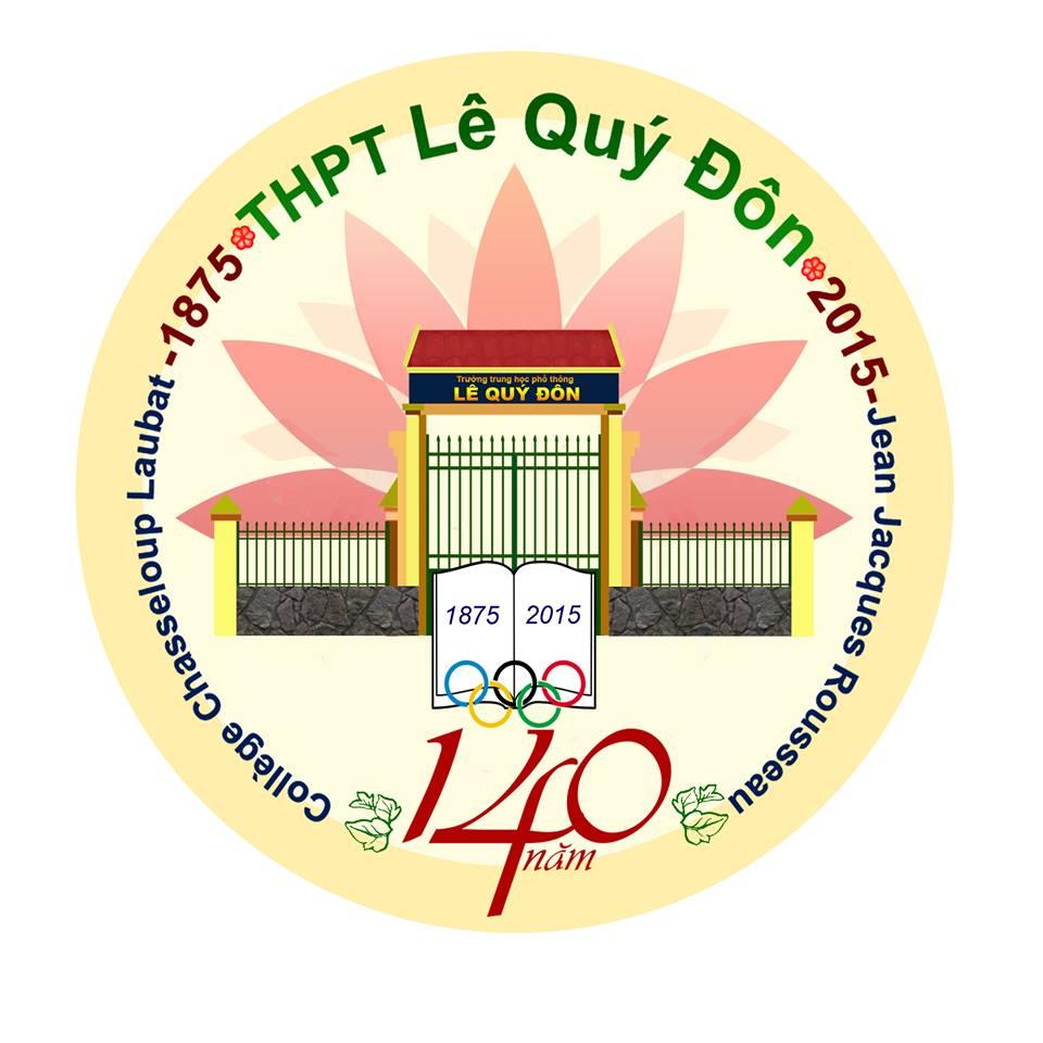 [HÌNH ẢNH] Trường THPT Lê Quý Đôn kỷ niệm 140 năm ngày thành lập